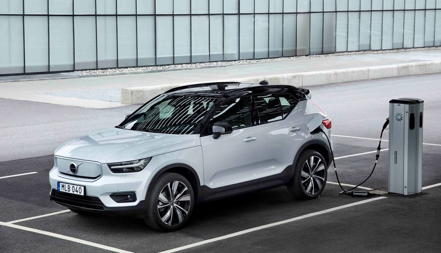 Volvo Cars anunció que será totalmente eléctrico en 2030