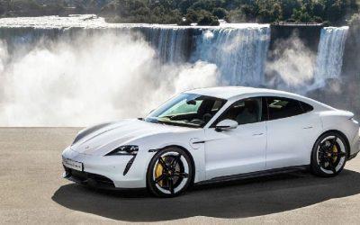 El Porsche Taycan supera a la competencia: Oficialmente ya es el auto eléctrico más vendido de Brasil