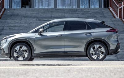 El fabricante chino Aion arriba con nuevo modelo de vehículos eléctricos al mercado panameño