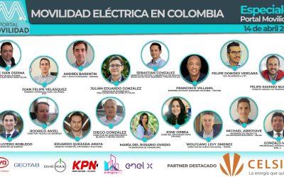 Las frases de los líderes de la electromovilidad en Colombia que dejó el especial de Portal Movilidad