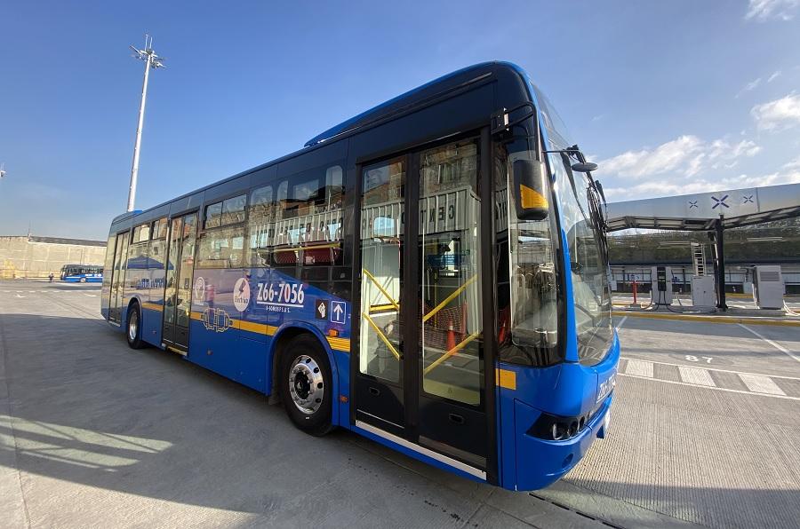 Bogotá tiene pendiente una licitación de 500 buses eléctricos