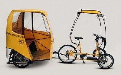 Bici taxi y de carga: nuevas alternativas eléctricas de Mastretta Bikes para la última milla en México