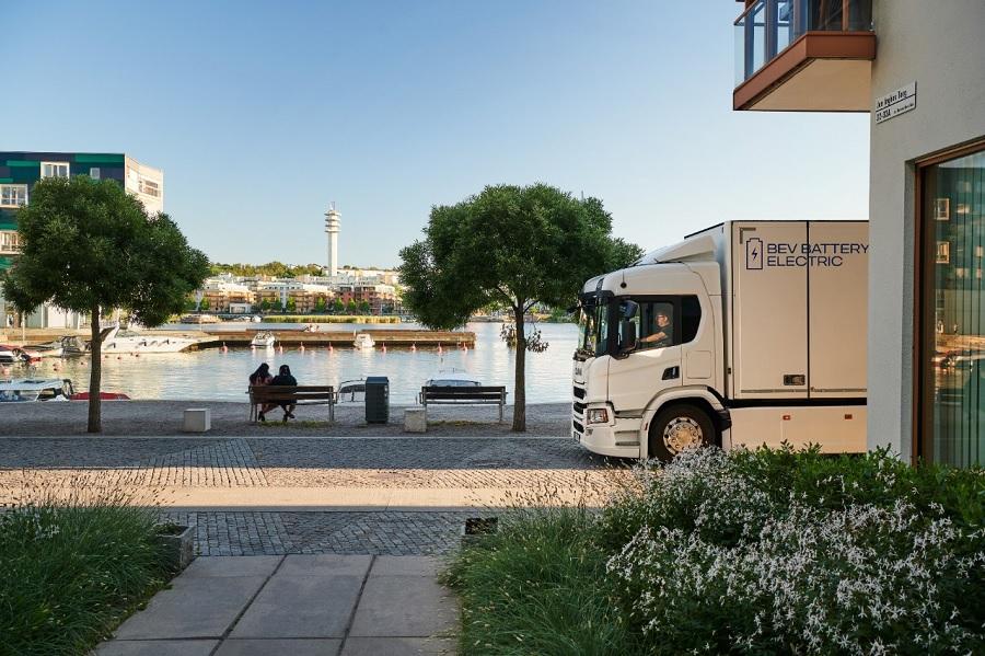 Scania dio a conocer sus logros en electromovilidad de los últimos meses
