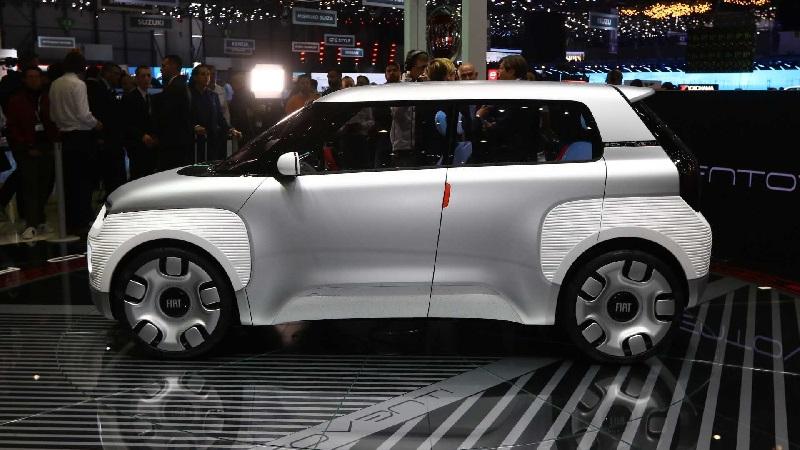 Es compacto y llegará en 2023: Fiat sacude el mercado con su nuevo SUV eléctrico