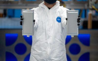 Una jugada conjunta entre Ford y BMW termina en USD 130 millones de inversión en baterías de estado sólido