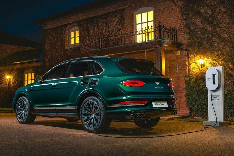 Bentley pone fin a los motores de combustión y anuncia el primer eléctrico para 2025