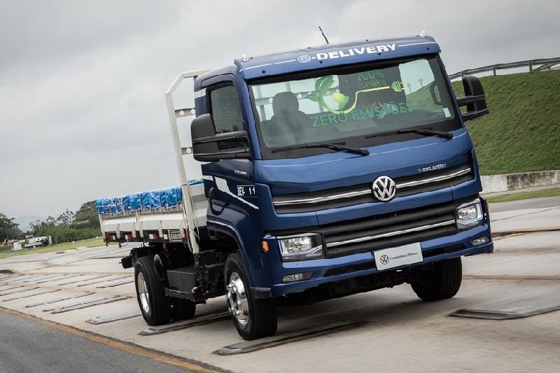 Tras superar pruebas este camión eléctrico VW sale a la venta a modo «test» para entender el mercado