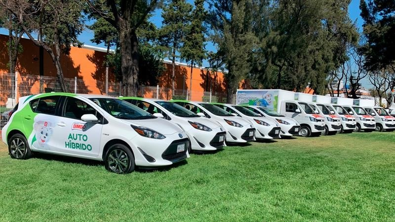 Bimbo incrementa 91.5% su flota de vehículos eléctricos en Latinoamérica