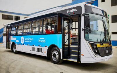 Modasa aumenta su flota de buses eléctricos pero pide más apoyo del Estado en Perú