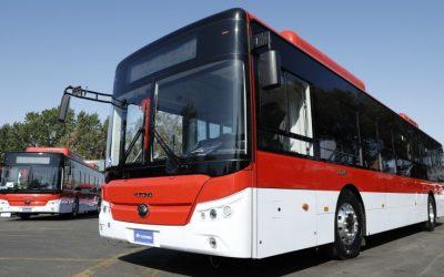 Ministra Hutt confirma operación de diez e-buses en Temuco para el próximo año