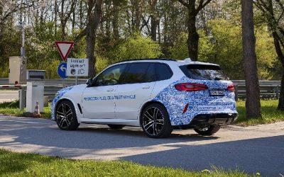 Última etapa de prueba para el nuevo BMW propulsado a hidrógeno