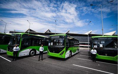 Jalisco es pionera y presenta la primera línea de transporte eléctrica del país