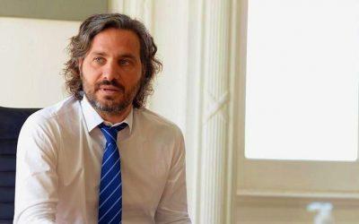 Cafiero: «Tenemos vocación de discutir y debatir una ley de promoción para la electromovilidad en Argentina»