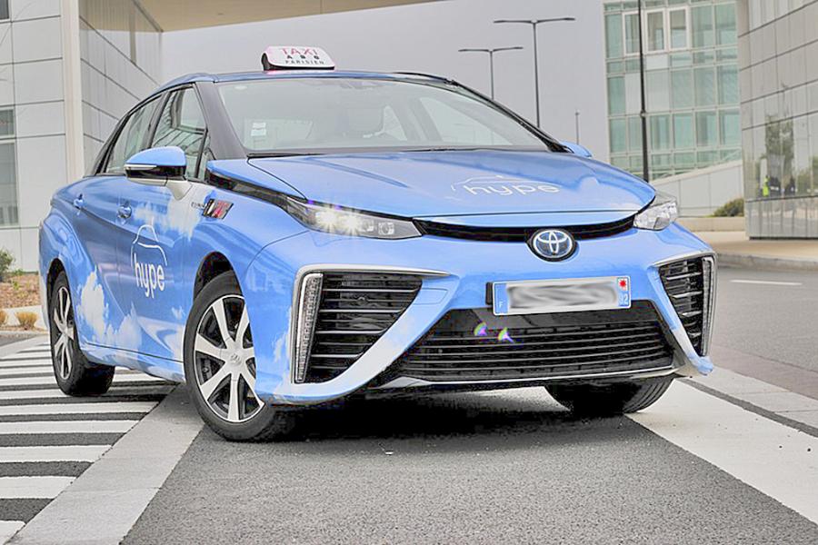 Un ambicioso proyecto apuesta por digitalización y uso de hidrógeno en taxis de toda España