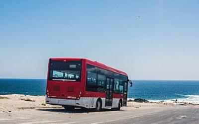 Chile anunció otra licitación por 40 buses eléctricos en Antofagasta