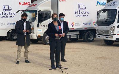 Nuevo esquema de «renting gratuito» permitirá  incorporar vehículos eléctricos a flotas de última milla en Chile