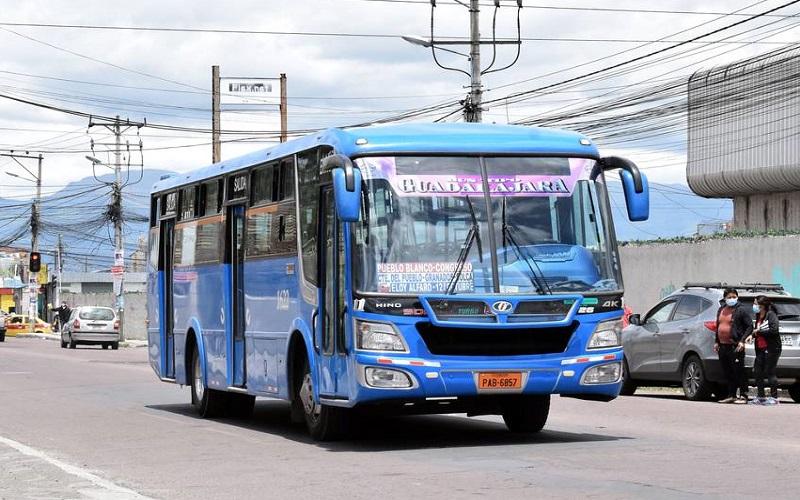 Tras la polémica operadoras de Quito se preparan para los buses eléctricos