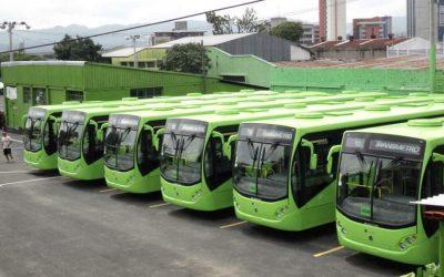 Transmetro define los detalles para la próxima compra de buses eléctricos en Guatemala