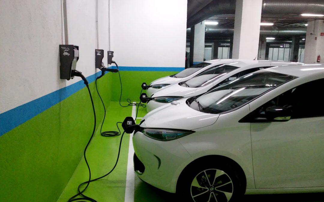 Cuál es la normativa de los puntos de carga para vehículos eléctricos en edificios en España
