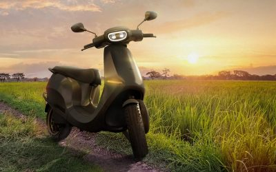 100 mil reservas en un día: Un scooter eléctrico bate récord de preventas a nivel internacional