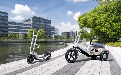 Una jugada de BMW busca dominar mercado de bicicletas de carga y patinetes eléctricos