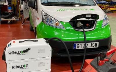 Cambio de paradigma: Si el coche eléctrico no va al punto de carga, la carga va hacia él