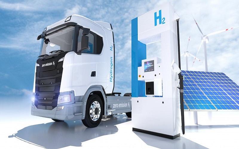 Para evitar penalización por sobrepeso el hidrógeno verde es la solución en camiones