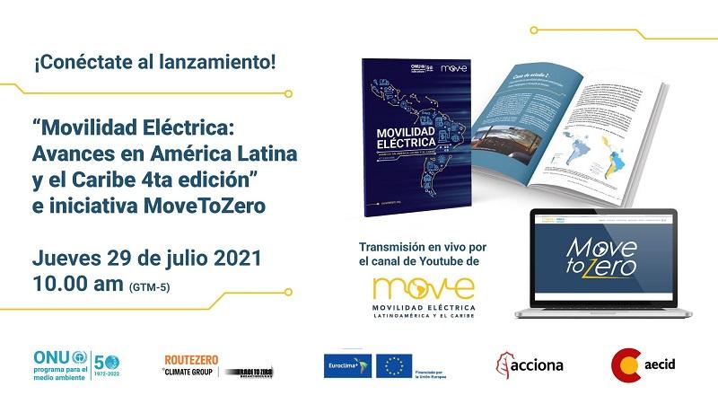 «MoveToZero»: MOVE anuncia la versión latinoamericana del programa cero emisiones en transporte
