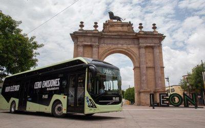 Fabricantes de buses eléctricos planifican sus proyectos en León por el gran apetito inversor
