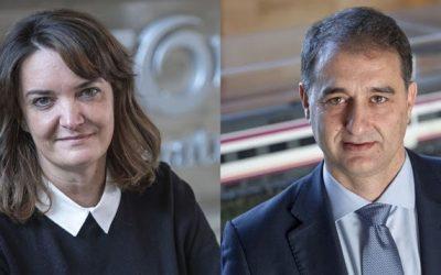 Alstom nombra a Cristina Andériz y Miguel Angel Martín como directores de proyectos en España