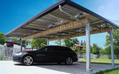 ¿Qué potencia fotovoltaica es necesaria para cargar un coche eléctrico?