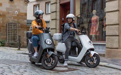 Con números a la baja las motos eléctricas alcanzan el 3,7% de las ventas del mercado español