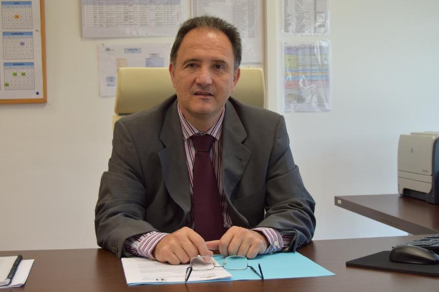Emilio Nieto: «El coste del transporte de carga a hidrógeno es muy competitivo y equivalente al diésel»