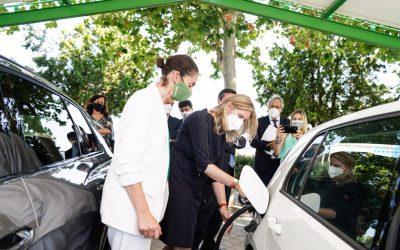 Madrid, Valencia y Navarra activaron las ayudas para movilidad eléctrica del Moves III