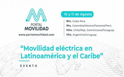 Ejecutivos y funcionarios se reúnen en un nuevo foro sobre movilidad eléctrica en Latinoamérica y el Caribe