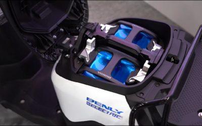 Cuatro marcas líderes en motos crean consorcio de baterías intercambiables para eléctricas