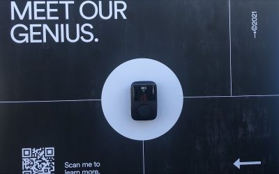 """""""EO Genius"""" es oficial: El CEO de EO Charging mostró fotos del próximo cargador residencial y para flotas"""