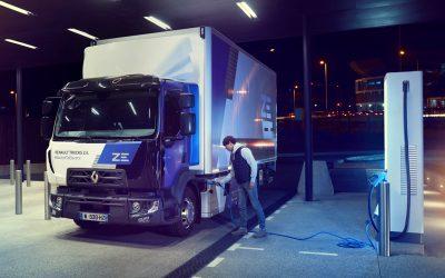 Fabricantes de camiones eléctricos instalarán 1.700 cargadores en carreteras de Europa