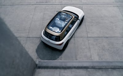 """Ya no es """"small"""": Smart reveló la autonomía del nuevo """"Concept 1"""" sorprendiendo al mercado"""