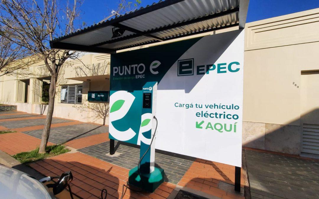 Vulletic y EPEC se unen para instalar puntos de carga para vehículos eléctricos en Córdoba