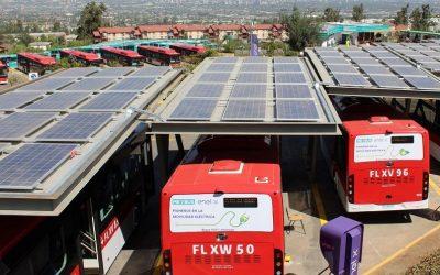 ¿Cómo impacta en buses eléctricos la normativa de interoperabilidad en Chile?