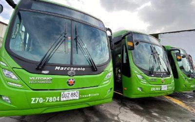 País por país el estado de operación de buses eléctricos en Latinoamérica