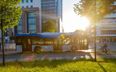Solaris Bus ganó la licitación de TMB Barcelona por 24 buses eléctricos