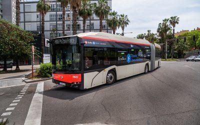 Cinco empresas se adjudican 210 autobuses eléctricos e híbridos de TMB Barcelona