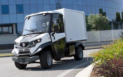 Nuevas restricciones empujan el reparto de mercaderías con vehículos sostenibles