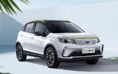 Al mismo precio que uno de combustión Geely lanza un SUV eléctrico en Brasil