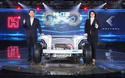 El proveedor de Apple presenta sus primeros modelos de vehículos eléctricos