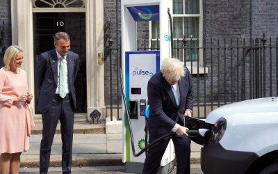 A días de la COP26 Reino Unido anuncia su estrategia para alcanzar las cero emisiones en 2050