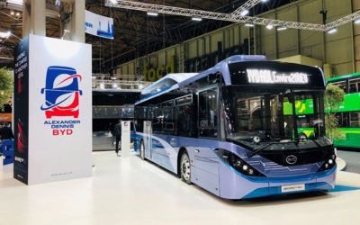 First's BYD ADL electric buses will operate as official shuttle for COP26 delegates