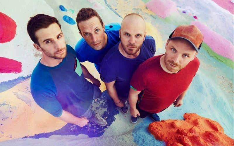 """Coldplay """"cumplió"""" su palabra y la próxima gira será con vehículos eléctricos BMW"""